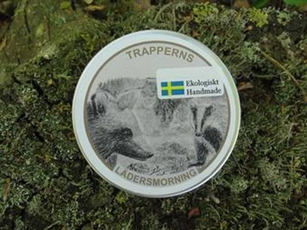 Bilde av TRAPPERNS LÆRSMØRNING