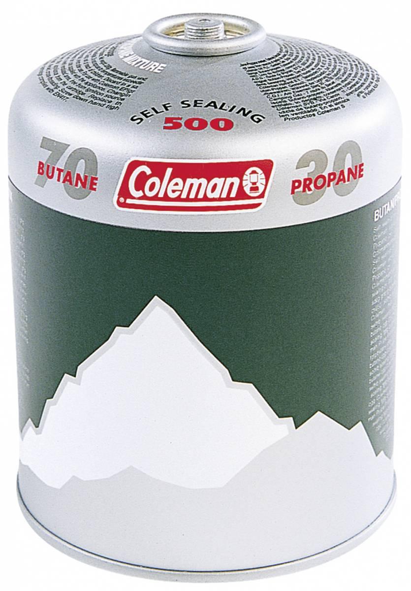 5-PAKK COLEMAN C500 GASS